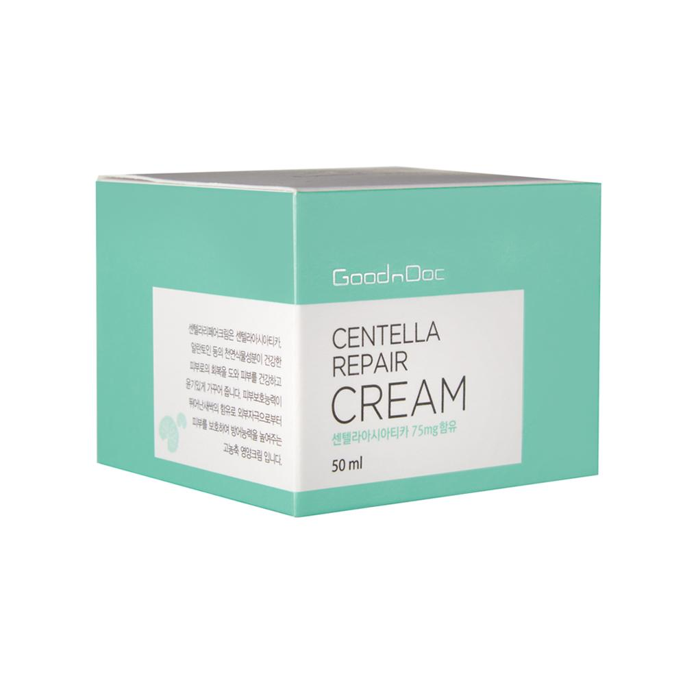 GoodnDoc Centella Repair Cream (1.69 oz.)