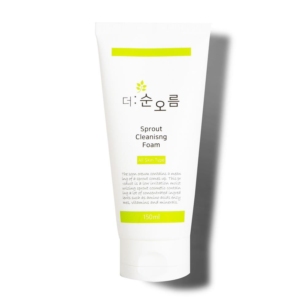 Soon Oreum Sprout Foam Cleanser (5.07 oz.)