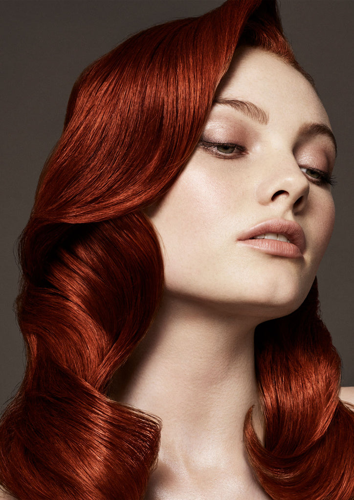 GLOBAL COLOUR RED TONI & GUY