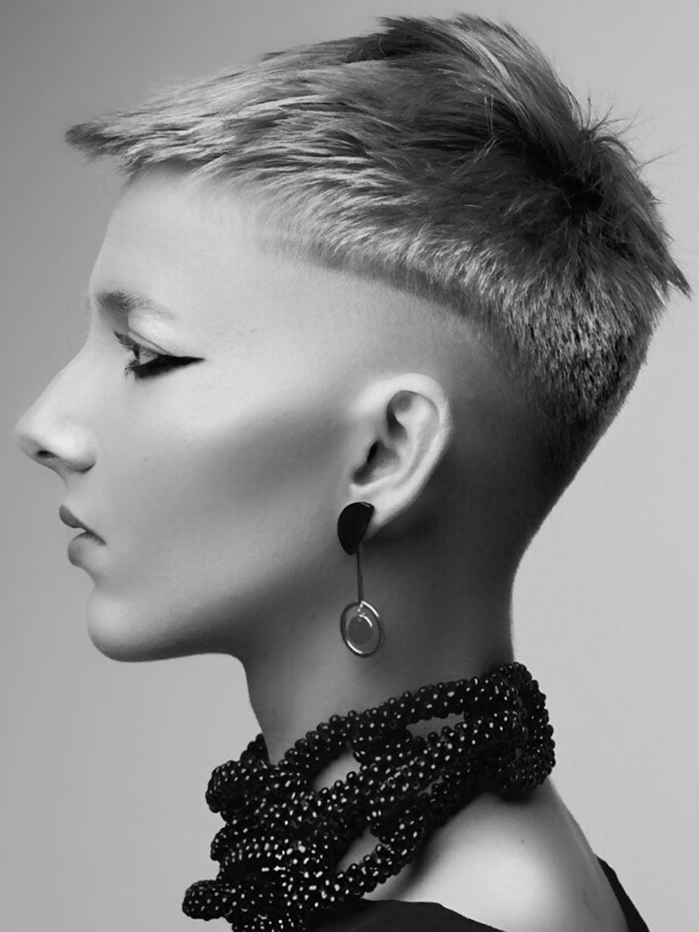 Toni & Guy Finalist Hairdresser of the Year Bronwyn Illingworth - Kronfield