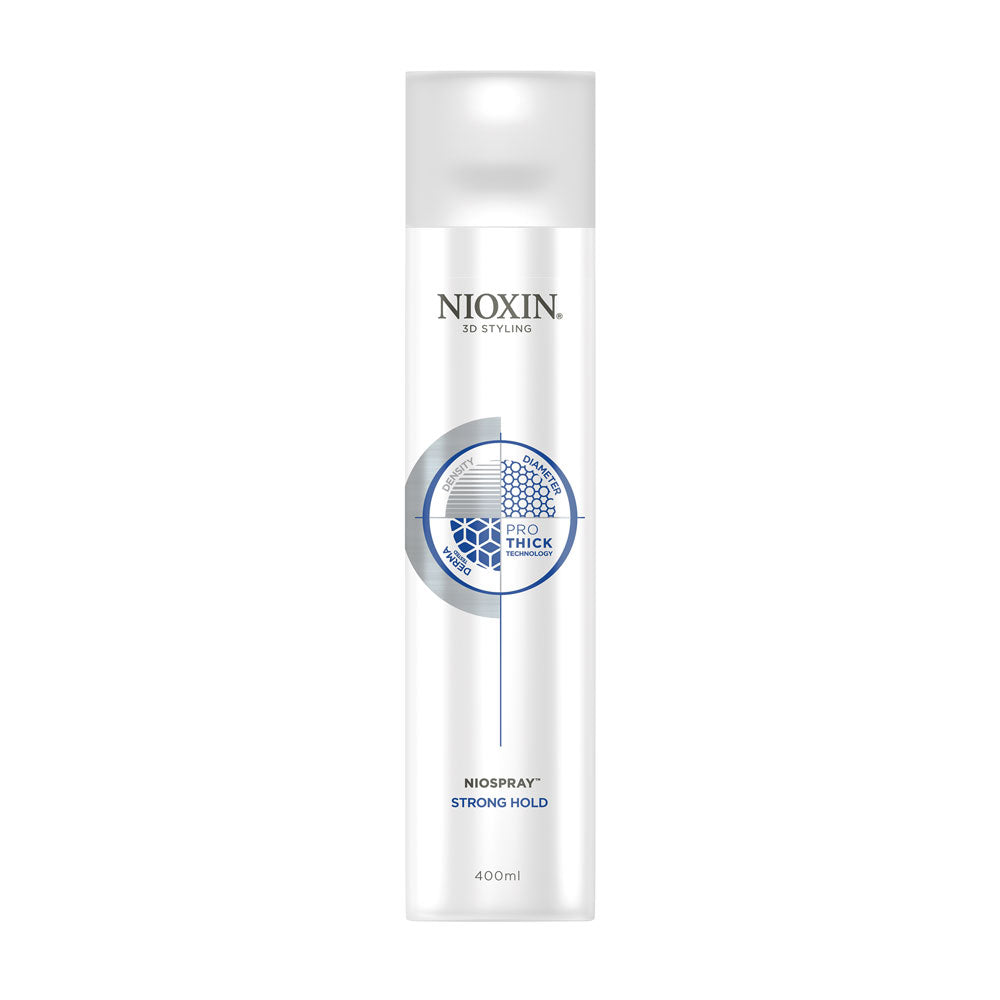 Nioxin Strong Hold Hairspray