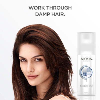 Nioxin Thickening Spray 150ml