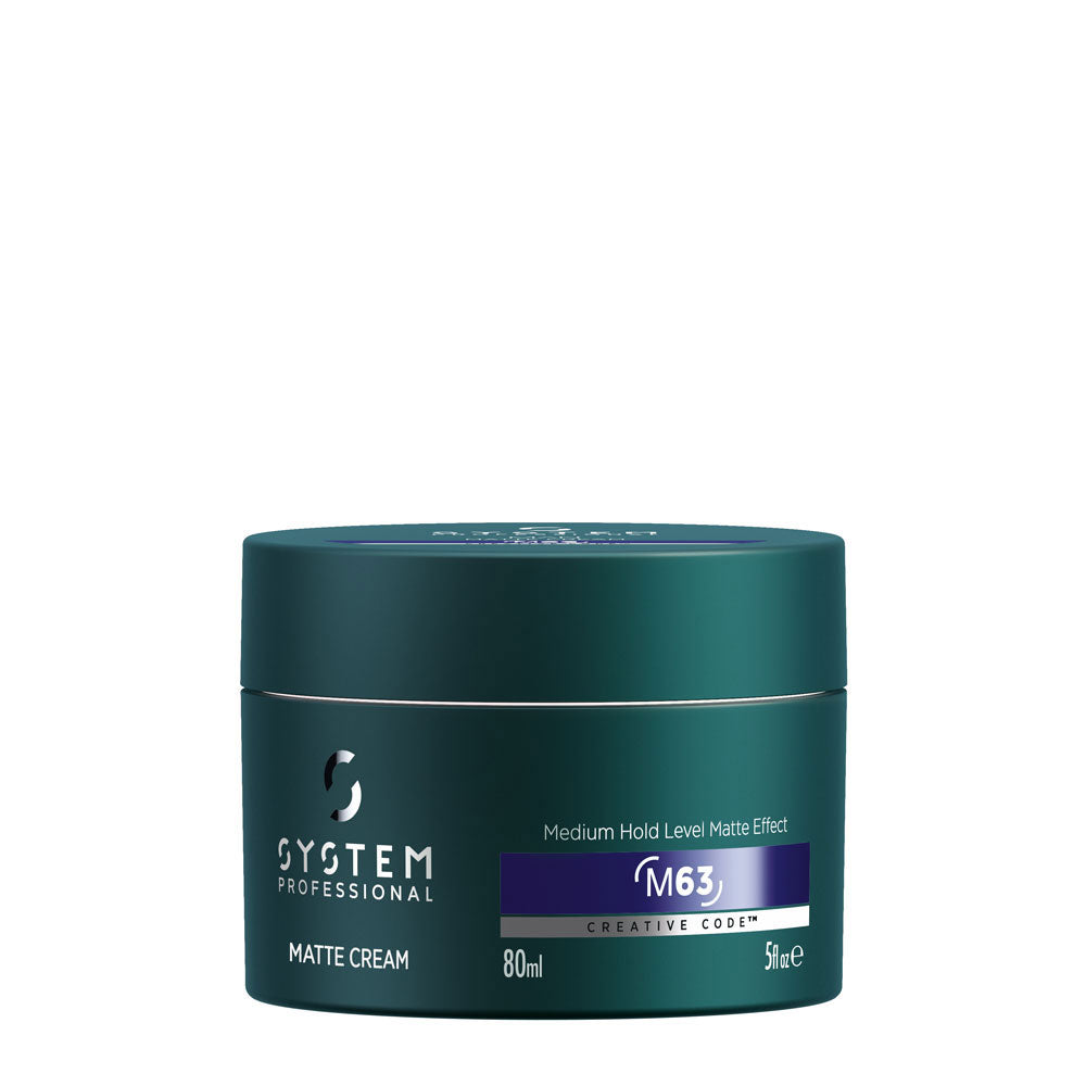 System Professional Matte Cream 80ml