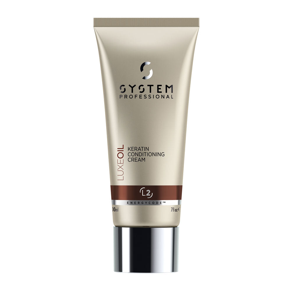 System Professional Luxe Oil Keratin Conditioning Cream 200ml