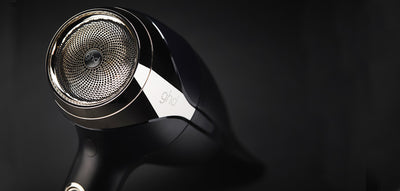 GHD Helios Black Professional Hairdryer