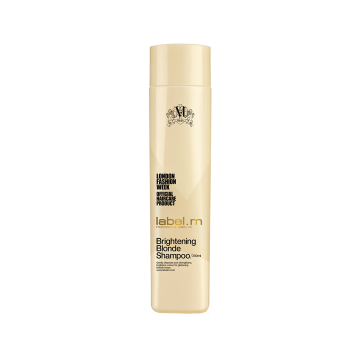 label.m Brightening Blonde Shampoo