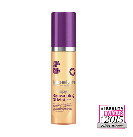 label.m Rejuvenating Radiance Oil Mist