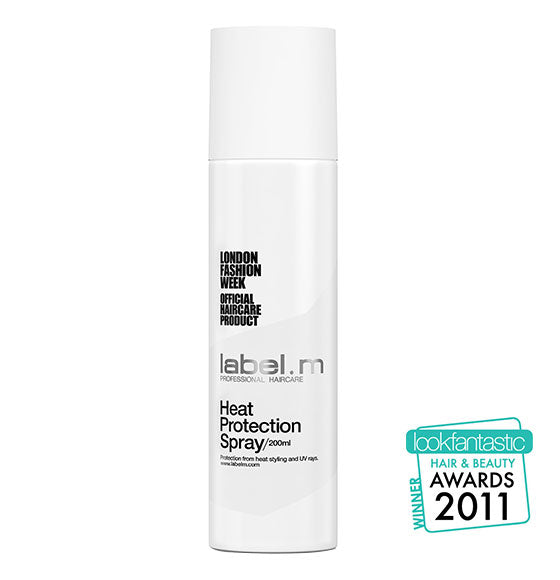 label.m Heat Protection Spray