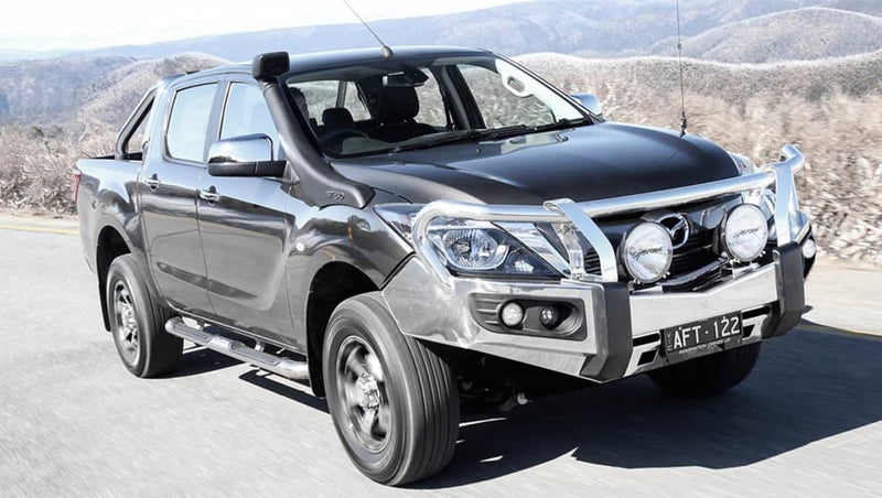 Mazda BT-50 GVM Upgrade (3500kg / 7000kg GCM)