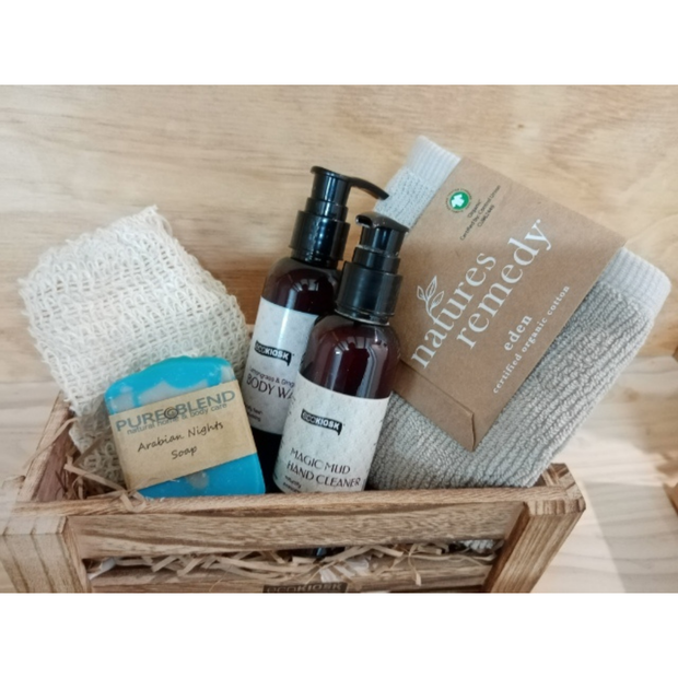 Natures Remedy Crate