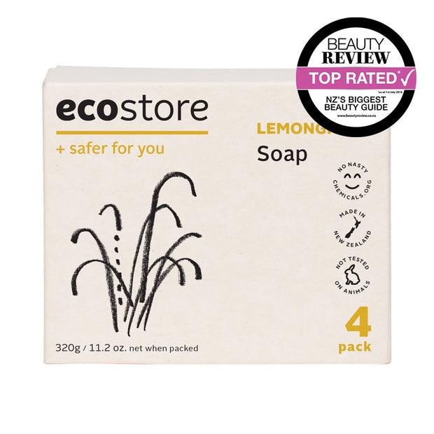 Eco Store Boxed Soap (4 pack)