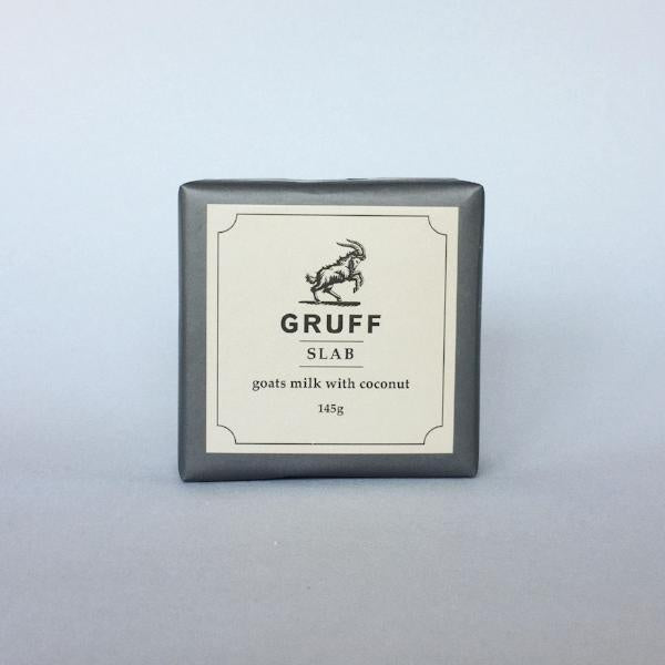 Gruff Slab soap bar (145gm)