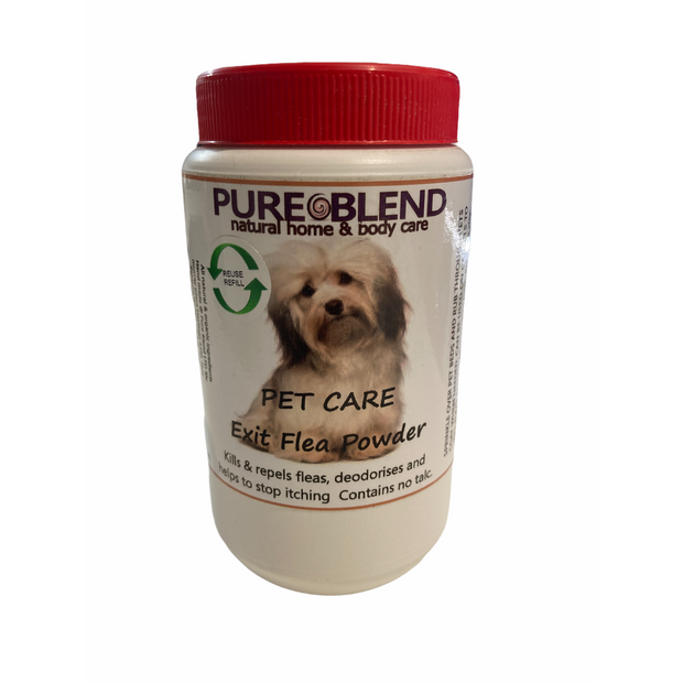 Pure Blend Exit Flea Powder