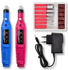 Electric Personal Manicure & Pedicure  Kit