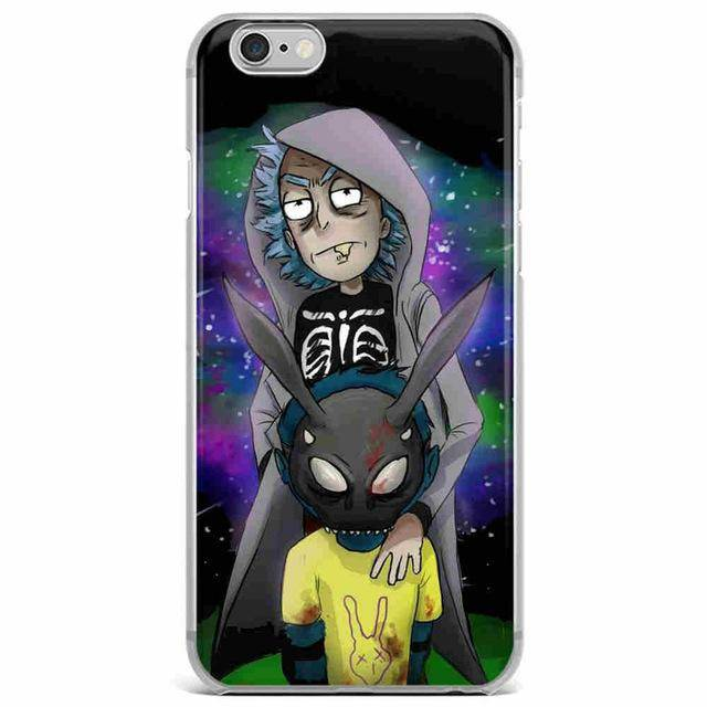 Rick & Morty Alien Case