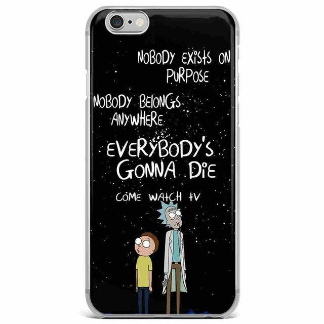 Skeptical Rick & Morty Case