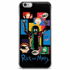 Pickle Rick/Evil Morty Case