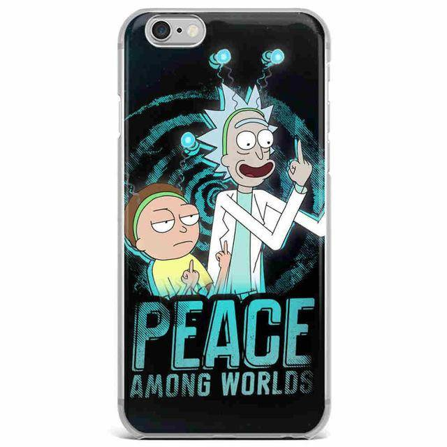 "Rick & Morty ""Peace Among Worlds"" Case"