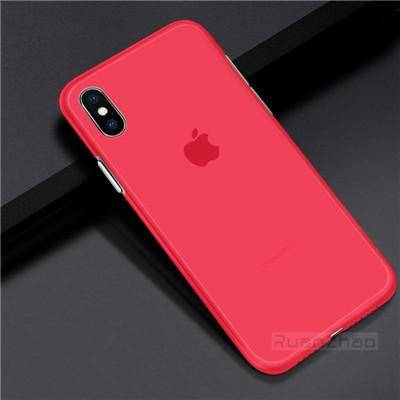 Ultra Thin Matte Case (Red)
