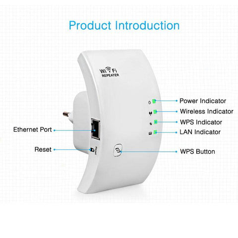 WiFi Signal Amplifier