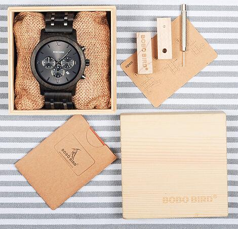 Luxury Wooden Business Watch