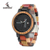 Image of Luxury Wooden Watch