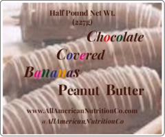 Chocolate Covered Banana Peanut Butter