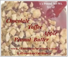 Peanut Powder - Chocolate Toffee Apple PB