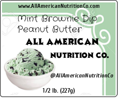 Peanut Powder - Mint Brownie Dip PB - NEW AND IMPROVED!