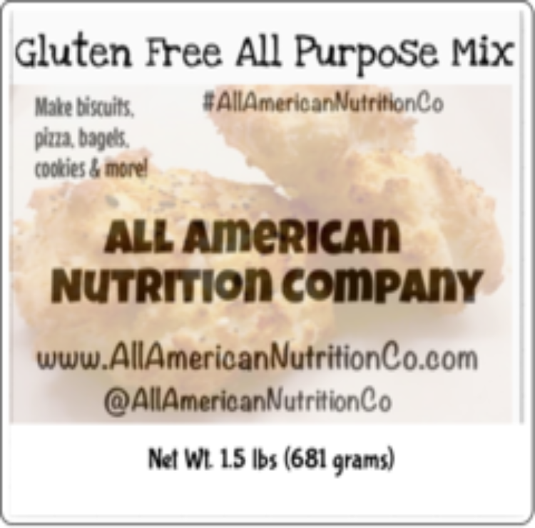 All Purpose Baking Mix Gluten-Free