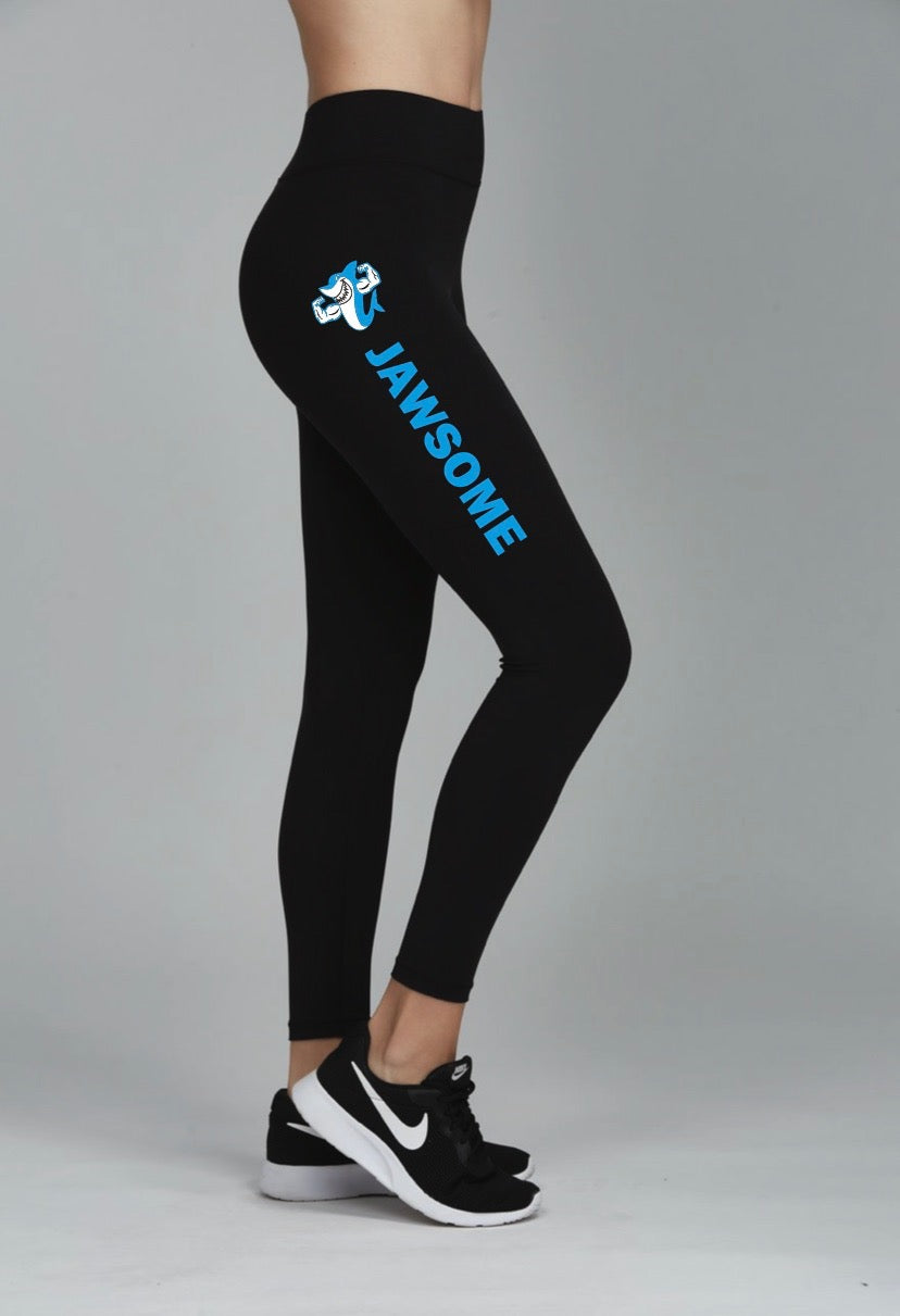 x GET SOME ACTIVE WEAR Women's Jawsome Leggings