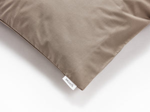 Snoooze Pillowcase Mocha