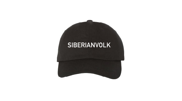 Siberianvolk Dad Hat