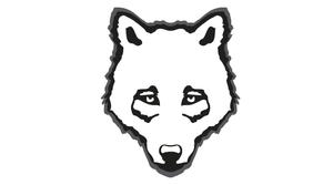 Volk Head Sticker