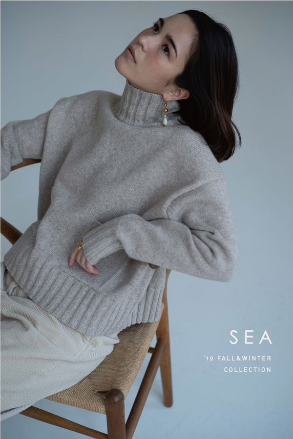 SEA '19 FALL WINTER COLLECTION 発売のお知らせ
