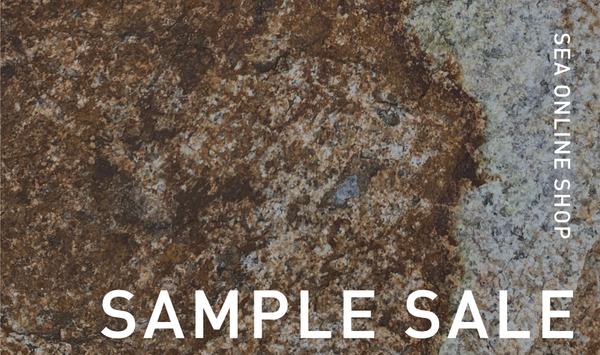 SEA SAMPLE SALEのお知らせ