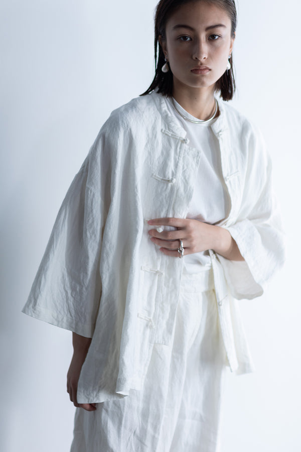 SEA LINEN CHINA JACKET