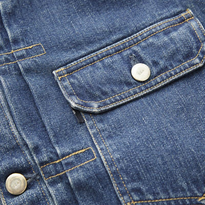 SEA Vintage Oversized Original Selvedge Denim Jacket 〝1st〟