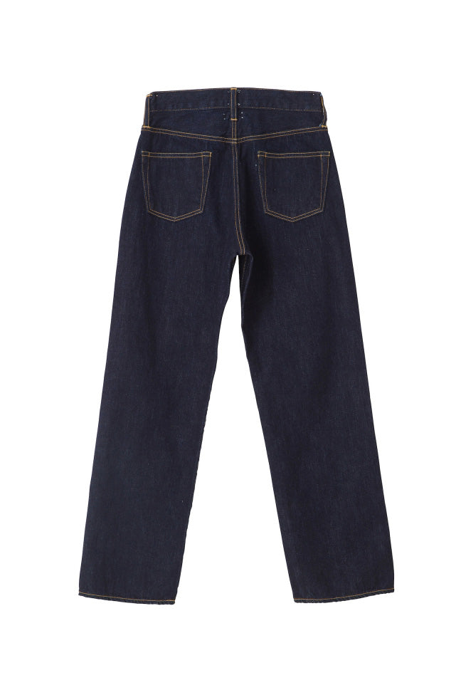[STRAIGHT.J] SEA Vintage Just Waist Straight Original Selvedge Denim Pants