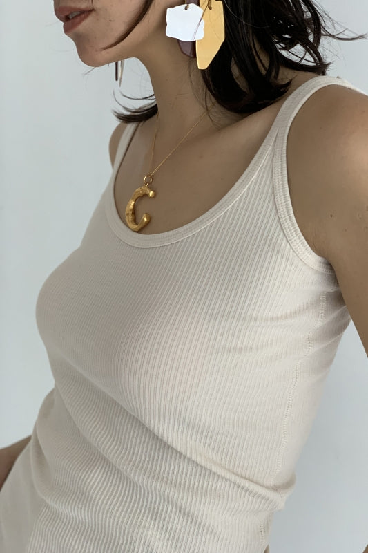 SEA Ribbed Perfect Camisole
