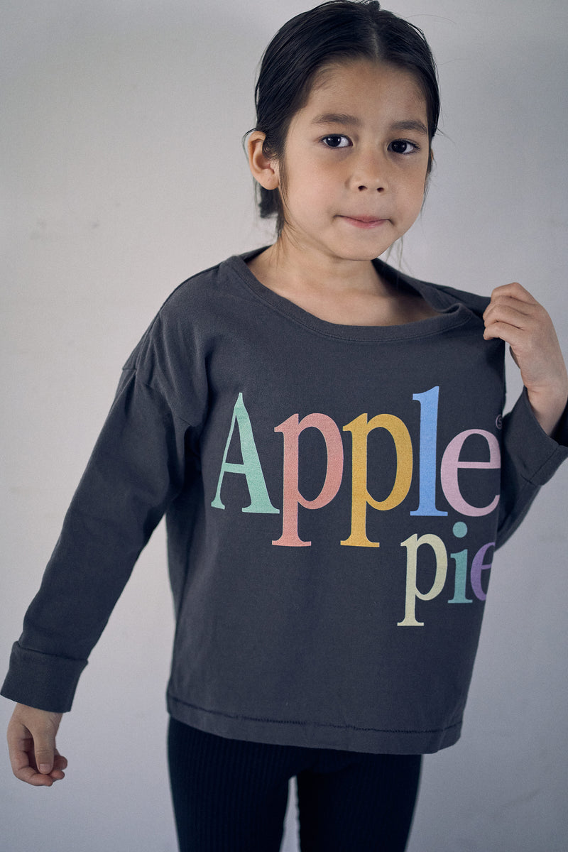 SEA CHIBI Graphic TEE(APPLE PIE)