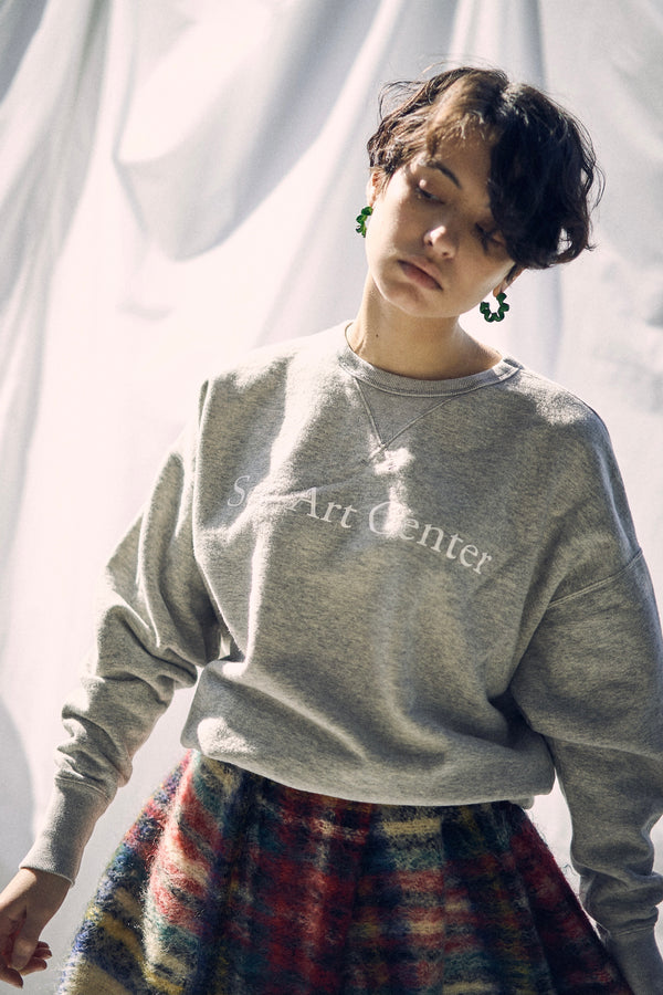 Sea Art Center 吊り裏毛 SWEATSHIRT