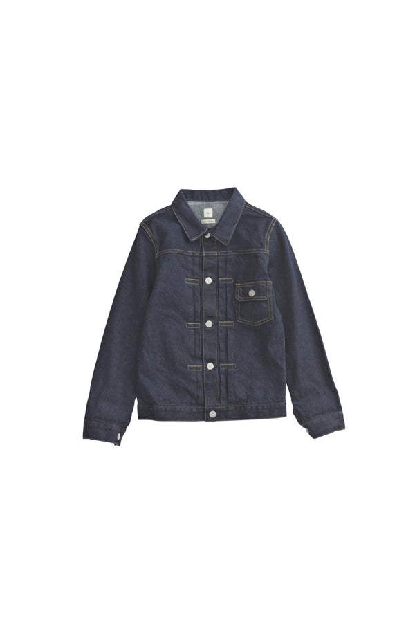 SEA Vintage Original Selvedge Denim Jean-jacket