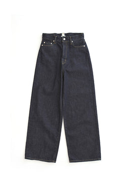 [WIDE] SEA Vintage High-rise Wide Original Selvedge Denim Pants