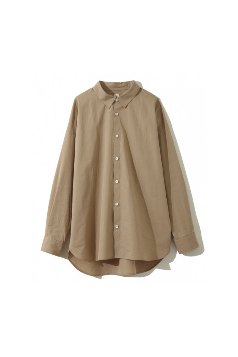 SEA Broad Cloth Hand-Stitch BIG Shirt