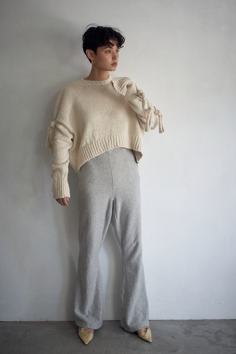 SEA VINTAGE 40's SWEAT FLARE PANTS
