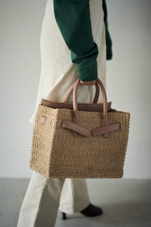 [PRE ORDER] SEA BASKET BAG(LARGE)