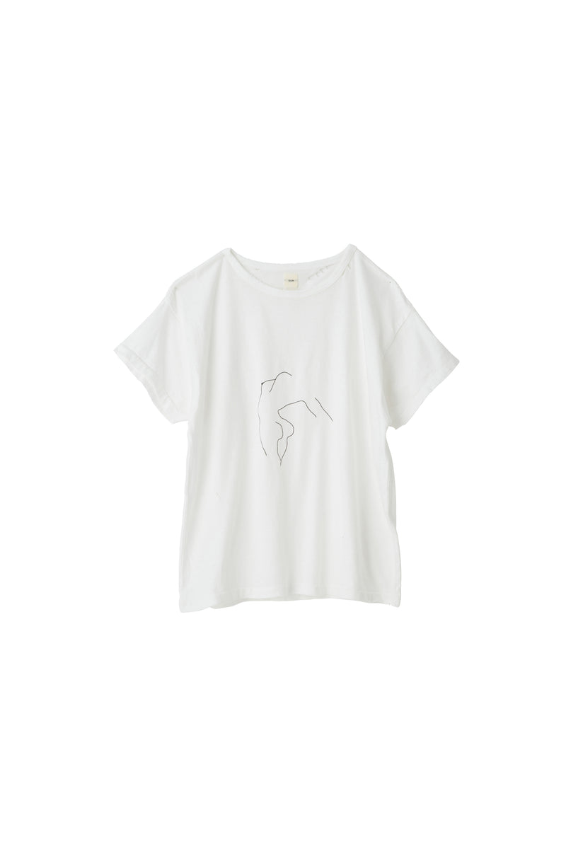 "SEA Vintage ""WOMEN"" Graphic T-shirt"