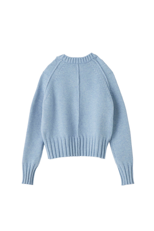SEA Wool Raglan Sleeve Sweater