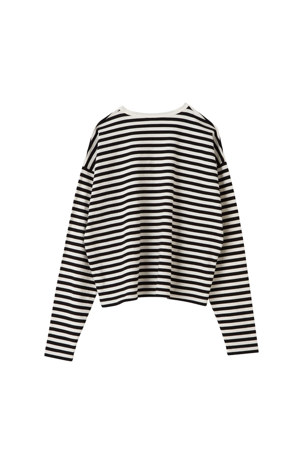 SEA Striped Long sleeve T-shirt